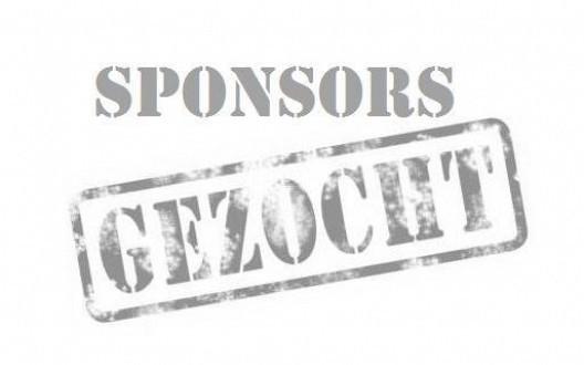 sponsoren gezocht